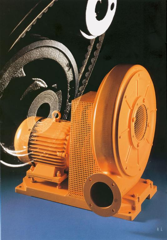 High pressure blower HRD RHD