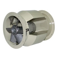 Axial tube fan HBA